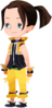 Keyblade Wielder (Sporty Black - Ponytail) KHX.png