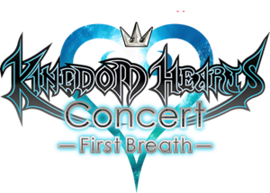 Kingdom Hearts Concert -First Breath- Logo.png