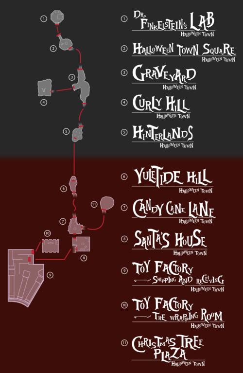 Halloween Town - Kingdom Hearts Wiki, the Kingdom Hearts