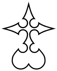 The symbol of Organization XIII and the Nobodies