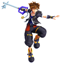 Sora (Second Form) KHIII.png