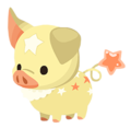 Yellow Pigstar (Spirit) KHUX.png