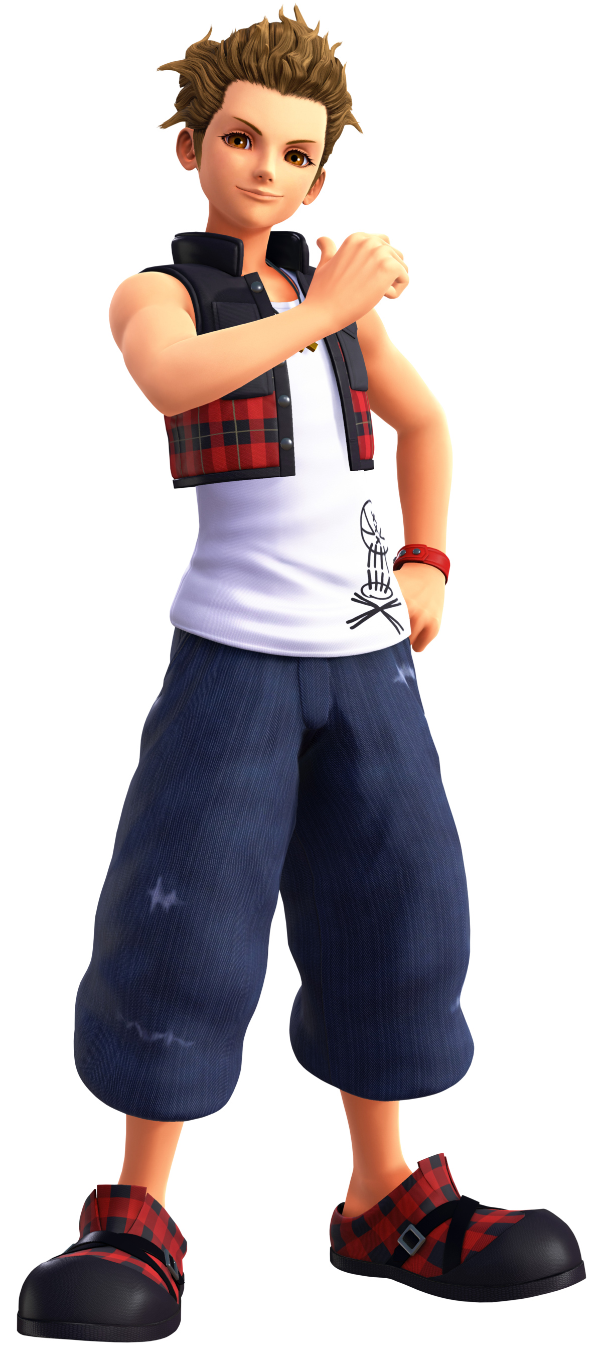 Kingdom Hearts Olette Hayner - Kingdo...