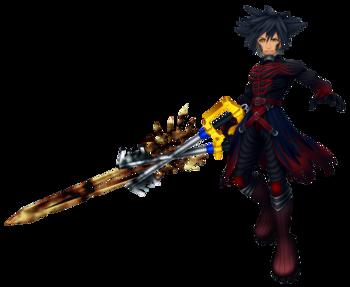 Vanitas Kingdom Hearts Wiki The Kingdom Hearts Encyclopedia