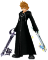 Roxas (Oathkeeper and Oblivion) KHII.png