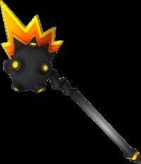 Meteor Staff Kingdom Hearts Wiki The Kingdom Hearts