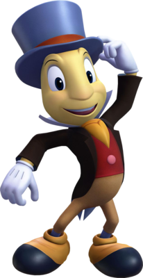 Jiminy Cricket - Kingdom Hearts Wiki, the Kingdom Hearts